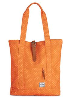 Apricot You Smiling Tote, #ModCloth