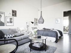 Beautiful home in grey