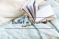 Inspirations Bullet Journal 1 | Spécial Instagram. Découvrez les premiers comptes Instagram qui m'ont inspirés et aidés pour créer mon 1er bullet journal!