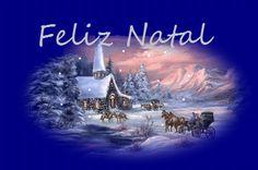 O Leme - Postais de Natal - Cartões de Boas Festas com música