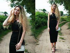 ♡Anita Kurkach♡ - Zaful Dress - BLACK!