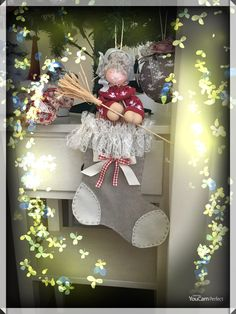 Country, Art Dolls, Christmas Stockings, Holiday Decor, Hobby, Free Time, Home Decor, Easy, Portrait Frames