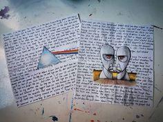 Pink Floyd, Dark Side, The Darkest, Songs, Drawings, Artist, Artwork, Prints, Painting