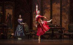 Mayerling. Ballet de Santiago. Funciones entre el 10 y 15 de octubre. Foto: Patricio Melo