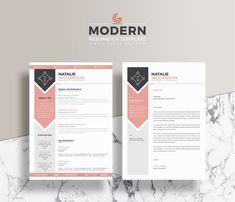 Creative resume template free - The Best Free Creative Resume Templates of 2019 – Creative resume template free Best Free Resume Templates, Brochure Templates Free Download, Resume Template Examples, Simple Resume Template, Resume Design Template, Cv Template, Cv Examples, Resume Ideas, Design Resume