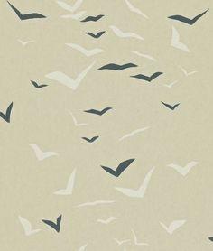 Flight wallpaper by Scion