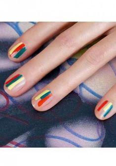 44 Ideas Nails Acrylic Stiletto Summer