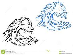 ondas desenho - Pesquisa Google