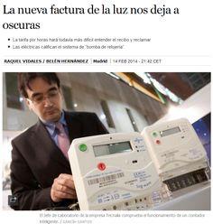WEBSEGUR.com: LA ESTAFA DE LA LUZ Y EL NUEVO GALIMATÍAS EN LA FA...