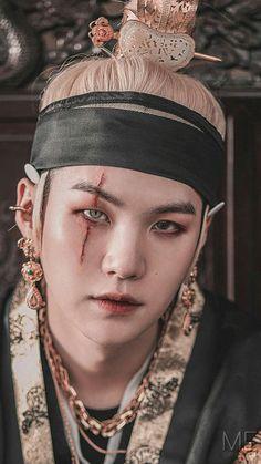 Min Yoongi Bts, Min Suga, Bts Taehyung, Bts Jungkook, Bad Boy, Min Yoonji, Bts Aesthetic Pictures, Bts Chibi, Bts Korea