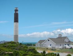 NC Light Houses / Oak Island day