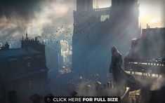 Assassin's Creed Unity Concept Art by Gilles Beloeil Concept Art World, Environment Concept Art, Environment Design, Arno Dorian, Assassins Creed Unity, Unity Games, Unity 3d, Throne Of Glass Series, Saint Louis