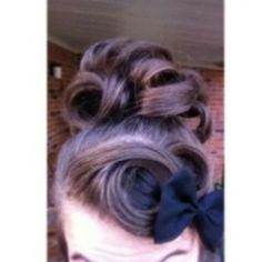 Lovely+apostolic+hair+by+@apostolicbeauty98 #updo+#hairdos