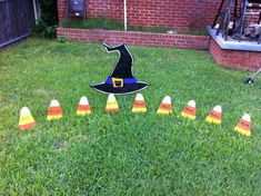 Witch Hat Personalized Halloween / Holiday by fabsspiritcentral