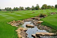 SkyGolf Blog... Golf Courses Around the World: Jumeirah Golf Estates, Dubai, U.A.E.