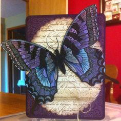 Swallowtail. ~ note to self, have to join and it is invitation only to see it or info on it. Pinning for inspiration