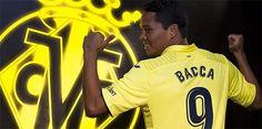 Carlos Bacca Resmi Berlabuh di Villarreal