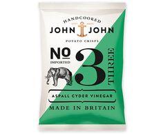John & John potato chip packaging by The Peter Schmidt Group - 2