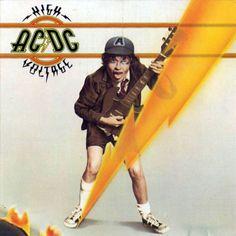 AC/DC- High Voltage