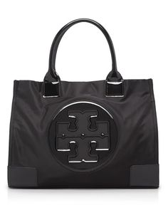 Tory Burch Ella Nylon Tote. (n.d.). Retrieved December 04, 2017, from https://www.bloomingdales.com/shop/product/tory-burch-ella-nylon-tote?ID=490465