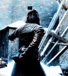 (2/2) Arya Stark and Jon Snow + The Signature Spin