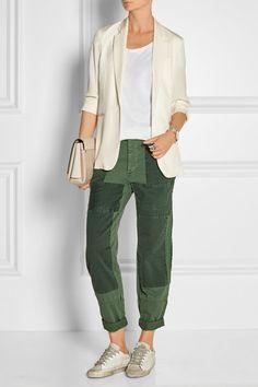 Splendid   Haut en jersey de coton Supima flammé Vintage Whisper   NET-A-PORTER.COM