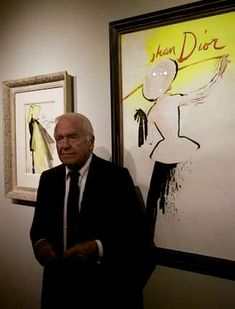 René Gruau was born in Italy in 1909 - of an aristocratic Italian father and a French mother, Marie Gruau, whose name he took. He settled in Paris in 1924 and embarked on his career as a fashion illustrator. Jacques Fath, Marie Claire, Balmain, Rene Gruau, Fashion Artwork, Coming Up Roses, Meet The Artist, Love Illustration, Illustrations Posters