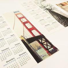 Calendarios de pared tipo póster personalizados A3-Bramona Impressió Digital, algo más que una copistería en el centro de Barcelona