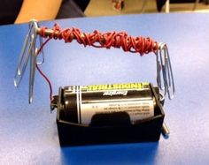For all the science lovers out there, this is a fun student-led project they will love! Building a working magnet doesn't require a motor or fancy equipment. Students will be wowed with the steps of the scientific method while they are creating their project in small groups or as a whole group lesson. Science Learning […] The post How to Make an Electromagnet (minibook freebie included!) appeared first on Organized Classroom.