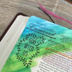 Emmanuel. God with u