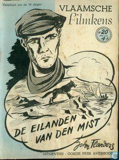 Boeken - Kremer, Jean Raymond de - De eilanden van den mist