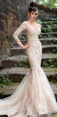 Rami Salamoun Bridal Couture #ramisalamoun