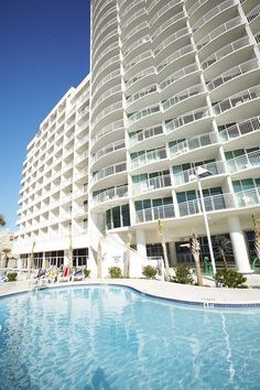 Sandy Beach Resort, this is where we stay every year! Myrtle Beach, SC  ken and I love it here