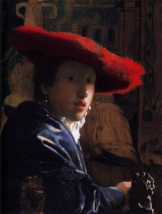 Johannes Vermeer, One Of The Greatest Painters Of The Dutch Golden Age   http://thebrushstroke.com/johannes-vermeer-one-greatest-painters-dutch-golden-age/