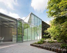 Verbouwing van herenwoning Den Anker, 360 ArchitectenOH!, Mechelen © A2D Architects  © Tim Van de Velde