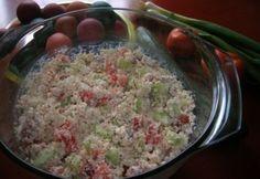 23 majonézes saláta - a kedvenceitekből | NOSALTY Grains, Rice, Food, Eten, Seeds, Meals, Korn, Diet