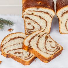 Sweet Walnut Bread known as Cozonac cu Nuca is a traditional Romanian sweet bread made with raisins and walnuts or pecans enjoyed at Christmas and Easter. Romanian Food, Romanian Recipes, Pan Rapido, Turkish Recipes, Scottish Recipes, Dessert Bread, Bread Rolls, How To Make Bread, Sweet Bread
