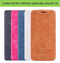 Fundas y carcasas Samsung Galaxy S6 diseño vintage