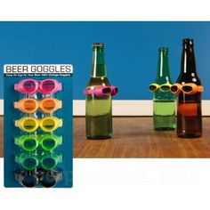 Beer Markers 'Goggles'