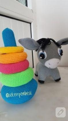 Amigurumi uyku arkadaşı oyuncaklar – 10marifet.org