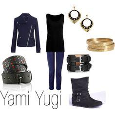 Yami Yugi- Yu-Gi-Oh! I heart this because of reasons