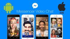 Conoce como funcionan las nuevas características de las videollamadas de Facebook Messenger ✅  (filtros, máscaras y reacciones). #Messenger #Facebook #Android #iOS downloadsource.es