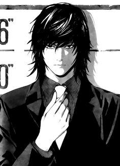 Mikami Teru - Death Note