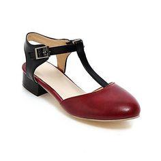 Scarpe Donna - Scarpe col tacco - Casual - Decolleté con cinturino - Basso…