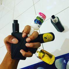 My toys... #vaping #vapebogor #vapeindo #vapetricks #giniginiaja  #ngebul