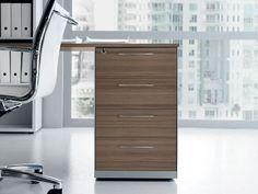 Cassettiera ufficio in metallo LAB SYSTEM | Cassettiera ufficio - Brunoffice