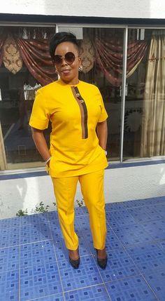Beautiful Ankara designs for the ladies - DarlingNaija African Wear Styles For Men, African Dresses Men, African Attire For Men, African Clothing For Men, African Fashion Ankara, African Shirts, Latest African Fashion Dresses, African Print Fashion, Africa Fashion