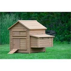 """the Bungalow"" Chicken Coop (up To 6 Chickens"