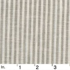 IL044 875 STRIPES  - 100% Linen - Middle Weight (5.31 oz/yd2)