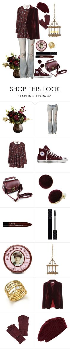 """Fits Like A Glove!!"" by loves-elephants ❤ liked on Polyvore featuring Abigail Ahern, Free People, Converse, NYX, Gucci, Rosebud Perfume Co., Currey & Company, Ippolita, Altuzarra and Accessorize"